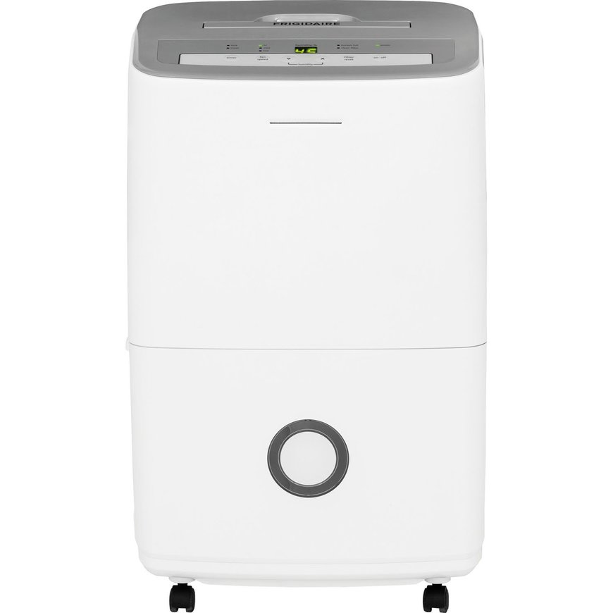 Frigidaire Energy Star Dehumidifier with Effortless Humidity Control 70 pint