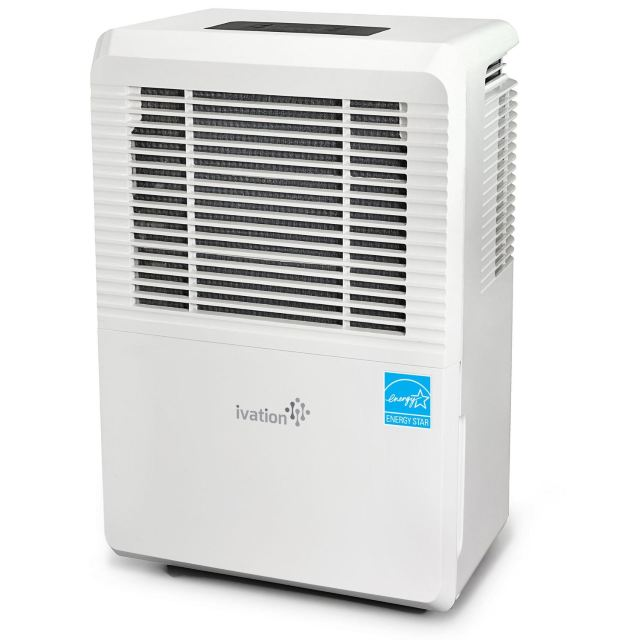 Buying A Dehumidifier For Basement Part - 27: Ivation 70 Pint