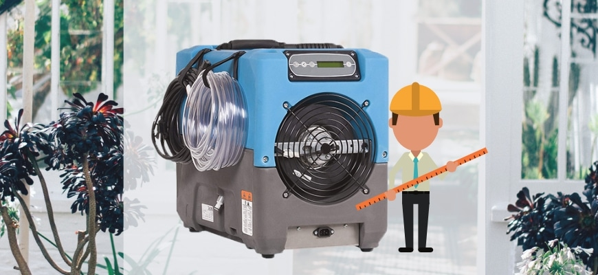 FEATURE IMAGE - WHAT SIZE DEHUMIDIFIER DO I NEED_