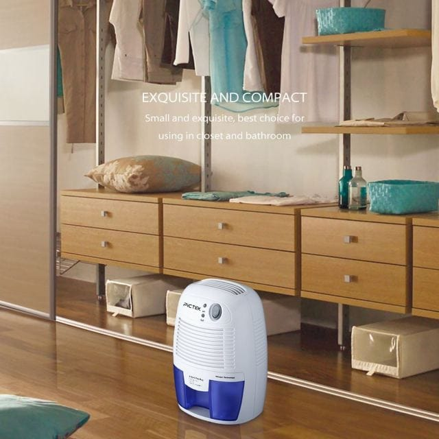 Best Small Dehumidifier Reviews 2018 - Top 5 Picks