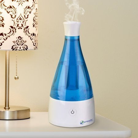 PureGuardian High Cool Mist Ultrasonic Air Vaporizer Humidifier