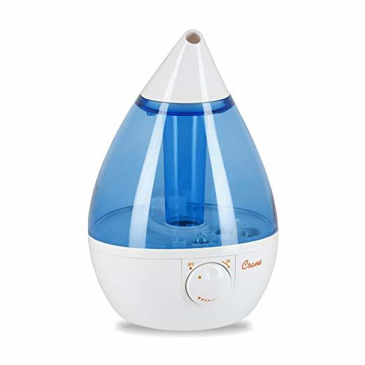 Crane USA Filter-Free Cool Mist Humidifier