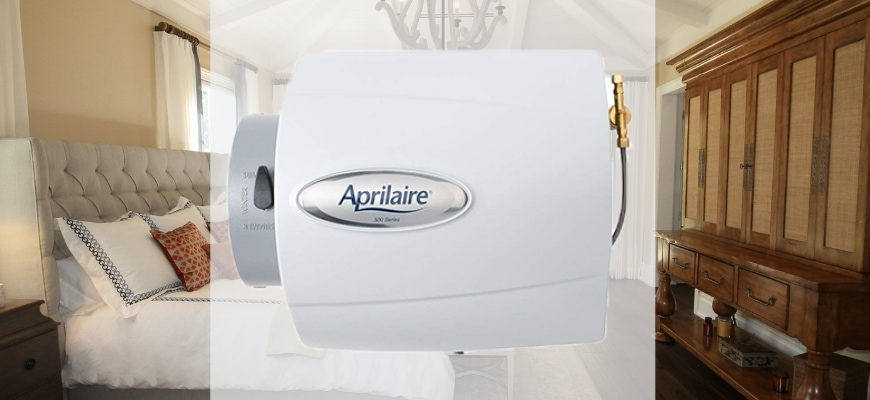 FEATURE IMAGE - THE BEST FURNACE HUMIDIFIER FOR HOME