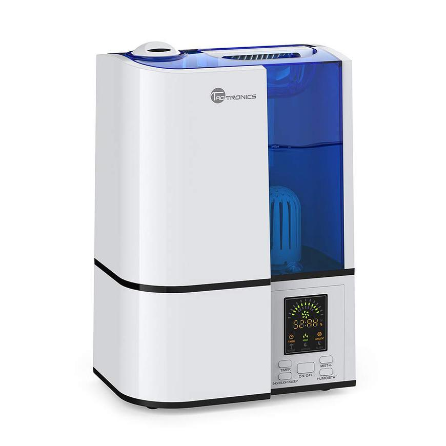 Best Humidifier For Dry Skin Reviews 2019