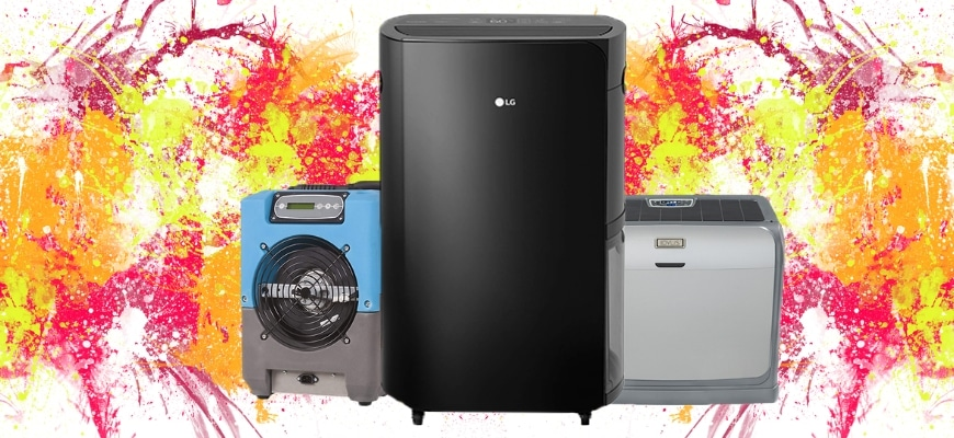FEATURE IMAGE - BEST DEHUMIDIFIERS – REVIEWS AND BUYERS GUIDE
