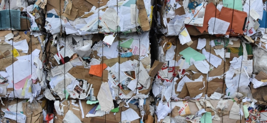 FEATURE IMAGE - HOW GOING PAPERLESS CAN SAVE THE PLANET