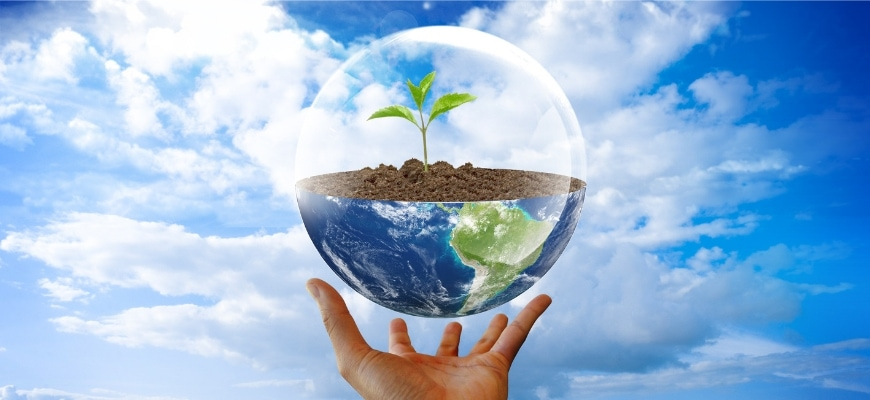 FEATURE IMAGE - HOW TO BE ECO-FRIENDLY IN TODAY'S CLIMATE
