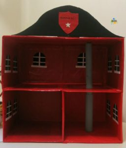 DIY Fire station