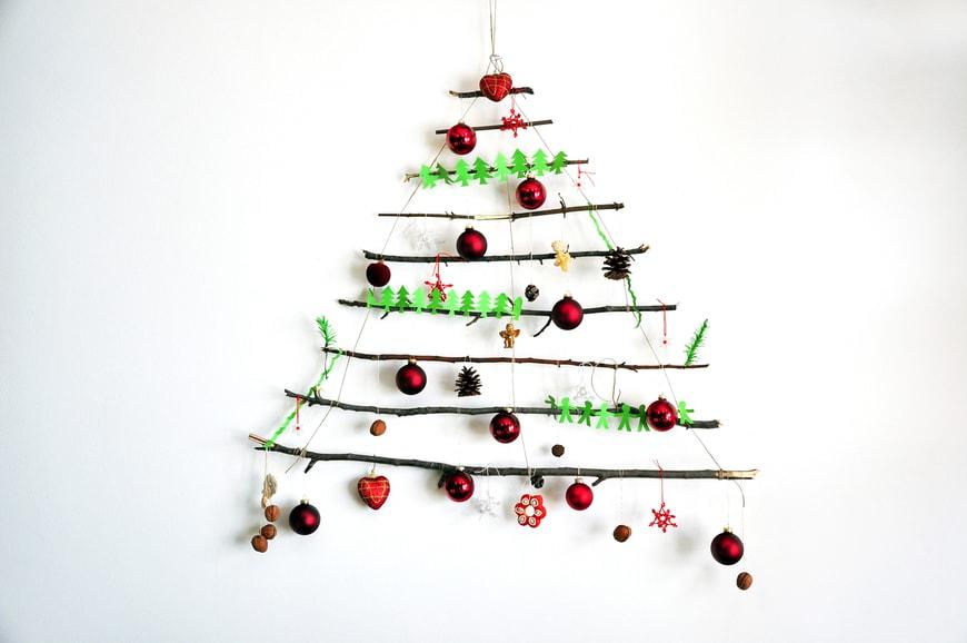 28 Eco Friendly Christmas Tree Ideas