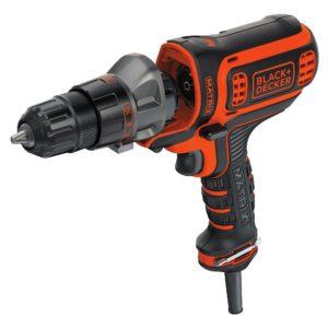 Orange/black decker drill