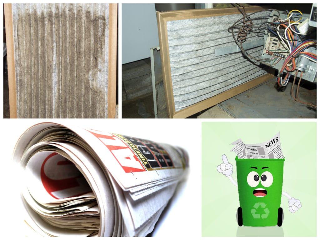 Proper disposal of Furnace Filter