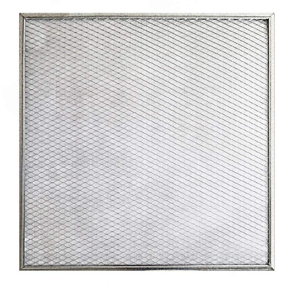 Electrostatic Washable Permanent A/C Furnace Air Filter in white background