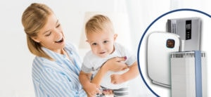 Featured Image - Top 5 Air Purifiers for Babies