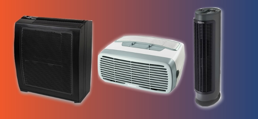 Featured Image - Top 7 Holmes Air Purifiers