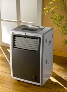 delonghi portable air conditioner review
